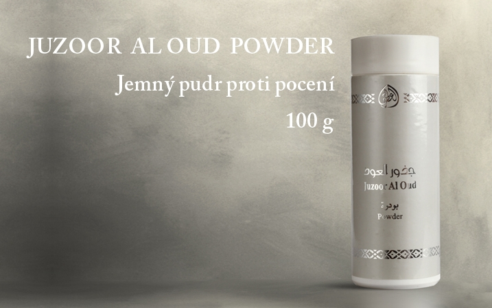 Juzoor Al Oud powder